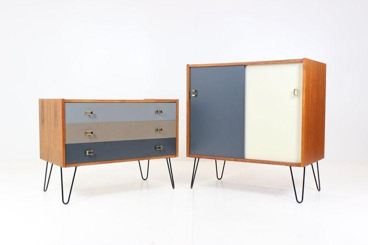 Kommode sideboard 60er das beste aus wohndesign und for Kommode 70er