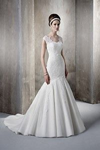 Bridal gown by GALA