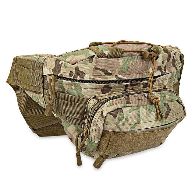 Unisex Military Style Waterproof Fanny Pack- FREE SHIPPING!