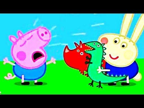 Peppa Pig English Episodes Compilation # 246 - YouTube