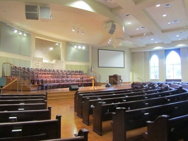 church interior design woodlawn resized 600 - Small Church Sanctuary Design Ideas