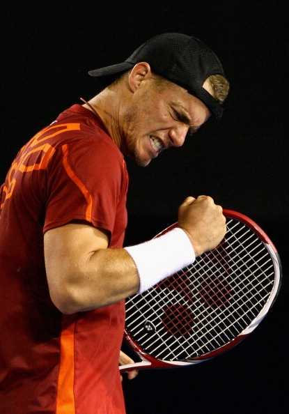 Our own champ, Lleyton #Hewitt