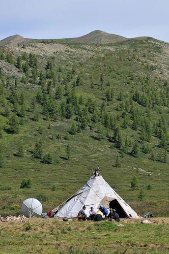 Tsaatan Village . Mongolia                                                                                                                                                                                 More