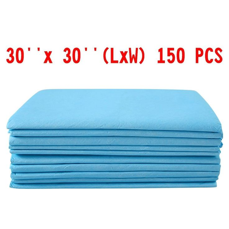150 PCS 30'' x 30'' Puppy Pet Pads Dog Cat Wee Pee Piddle Pad training underpads *** Check out this great product.