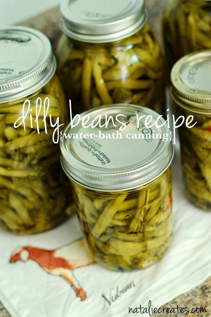 Canning Beans Water Bath 62