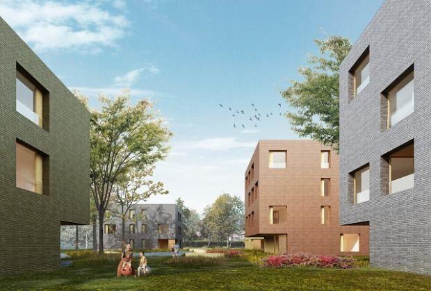 Zdjęcie numer 4 w galerii - Nowe osiedle w Katowicach. Inspiracją była willa Gierka