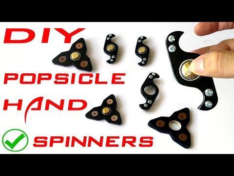 How to Make Fidget Spinner Toys