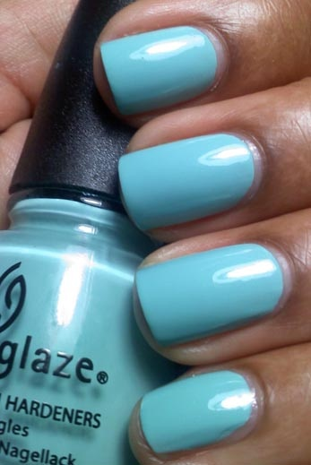 China Glaze for Audrey: Audrey 09 10 2011