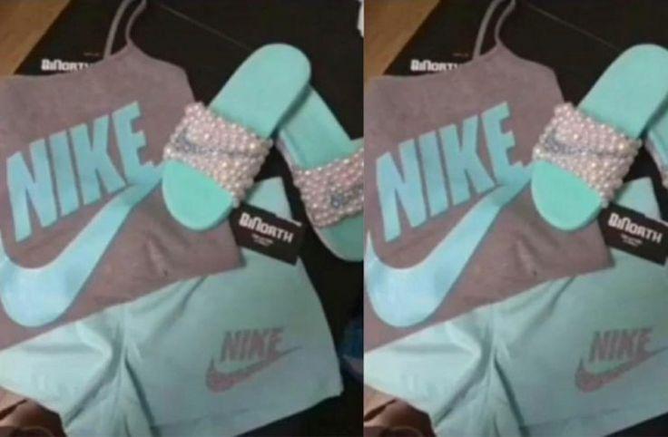 La historia del vestido y los tenis se vuelve a repetir con estas prendas de Nike