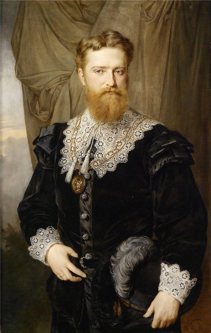 Portrait of Karl Lueger (1844-1910)