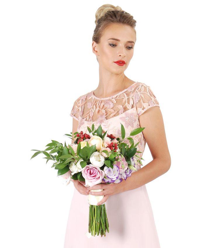 Wedding outfit Summer 17 | YOKKO #lace #flowers #wedding #style #fashion #romantic #yokko #summer 17
