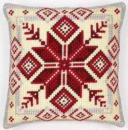 Nordic Snowflake Cross Stitch Tapestry Kit 1200.115V