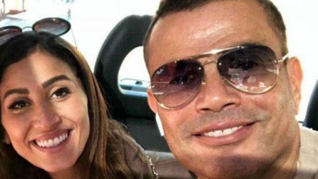 عمرو دياب ودينا الشربيني في لقطة رومانسية من ماربيا Sunglasses Women Mens Sunglasses Women
