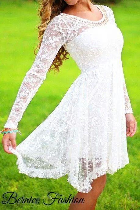 Celebrity-Inspired White Dresses For Spring