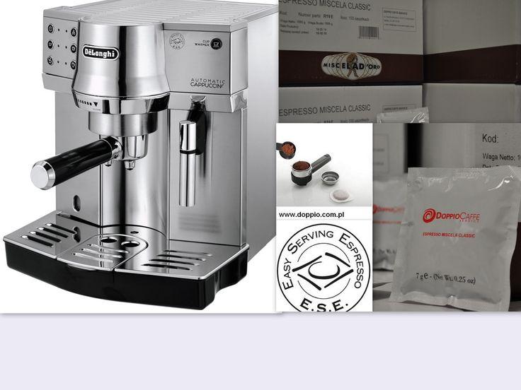 Kawa w saszetkach easy service