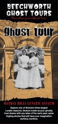 Beechworth Ghost Tour
