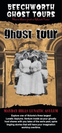 Beechworth Ghost Tour