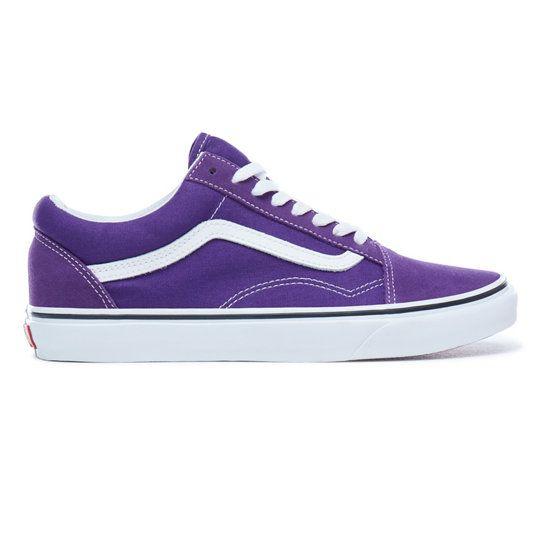Vans | Purple vans, Vans shoes