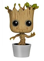 Guardians of the Galaxy - Dancing Groot Pop! Vinyl Bobble Head Figure Too cute!