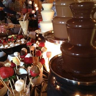 Sweet Temptations Chocolate Fountains ~ San Antonio Texas