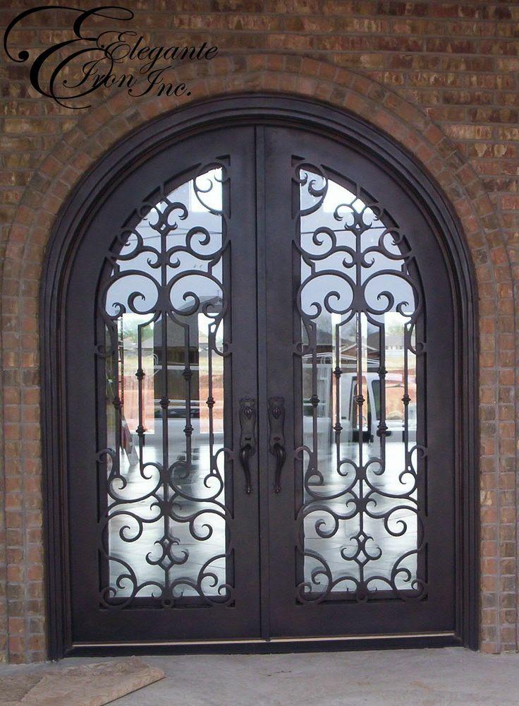 6 double door
