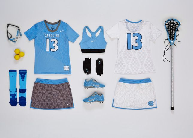unc lacrosse womens | Lacrosse Playground » Nike Collegiate Lacrosse Teams Outfitted in ...