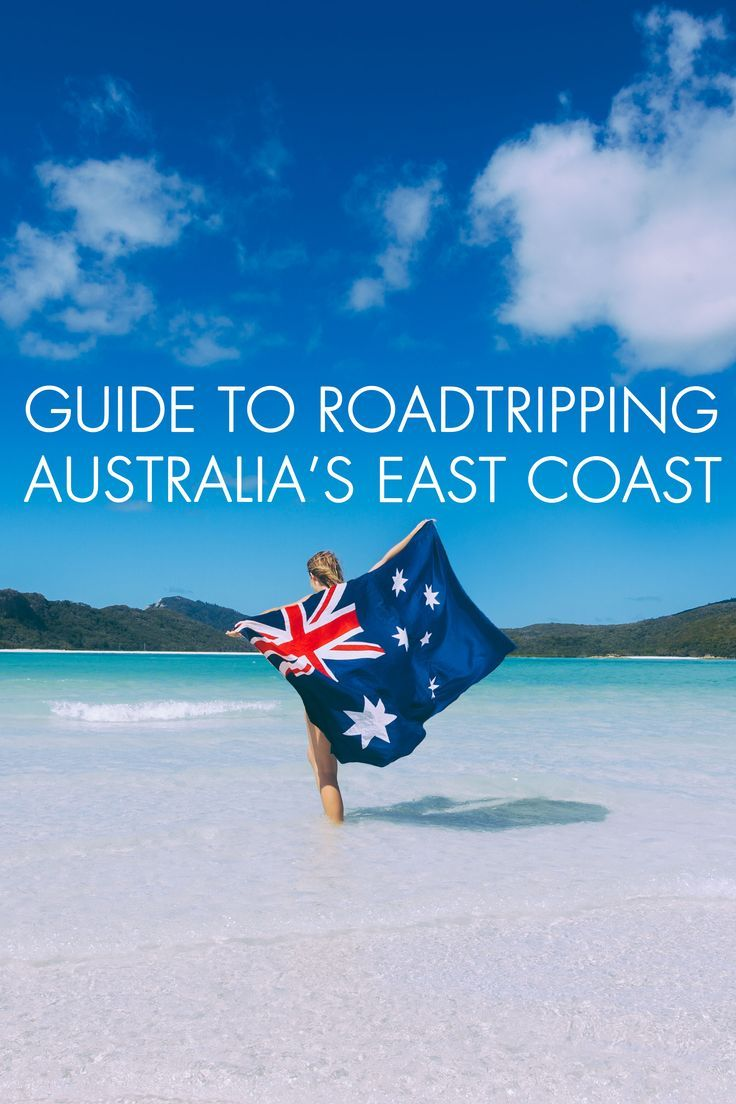 Find out the best places to go along the East Coast of Australia!