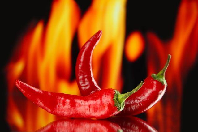 Fett verbrennen - Nr. 1: Chili und Ingwer