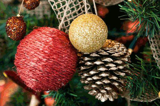 51 best navidad images on pinterest ideas para 60 s and - Como se decora un arbol de navidad ...