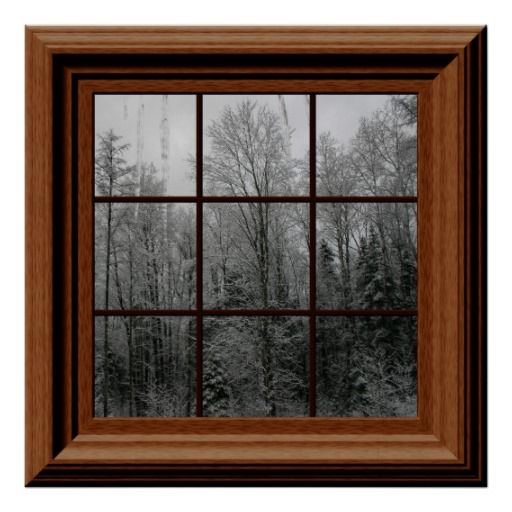 Faux Window Art : Images about fake window views on pinterest
