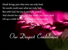 sympathy loss of a sister | Condolence Messages - Messages, Wordings and Gift Ideas