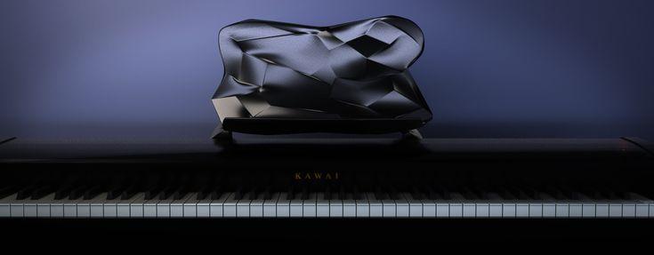 Kawai VPC1: a 3D model for any DIY purposes | Digital Pianos - Synths & Keyboards | Piano World Piano & Digital Piano Forums