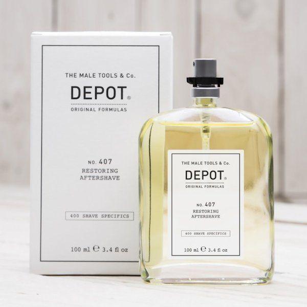 Depot n 407 -Restoring aftershave 100ml