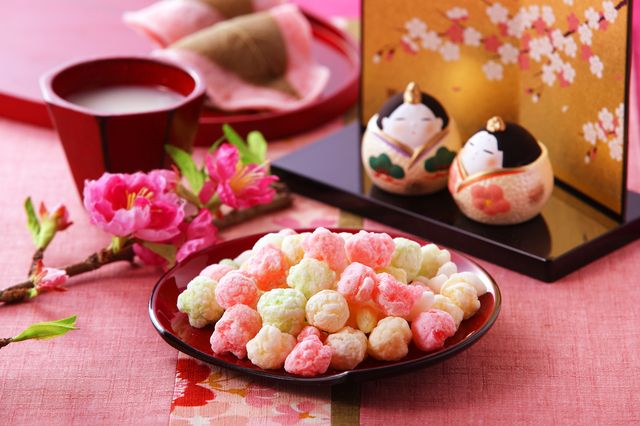 "Don't forget to buy ""Hina Arare"" - Rice Crackers for Hinamatsuri / Girls' Day 