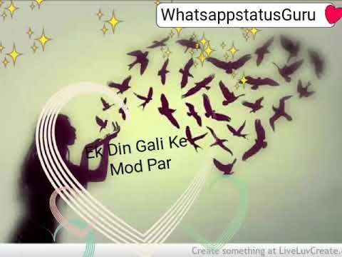 Atif Aslam Hindi song status for whatsapp!!! - YouTube