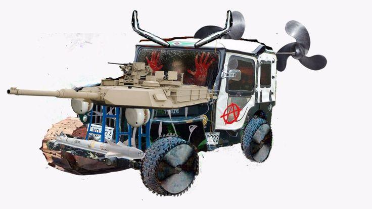 Jeep Modificado (Montajes)