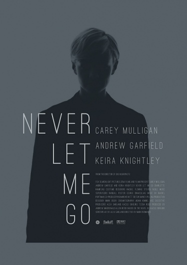 Never Let Me Go  good movie  good poster