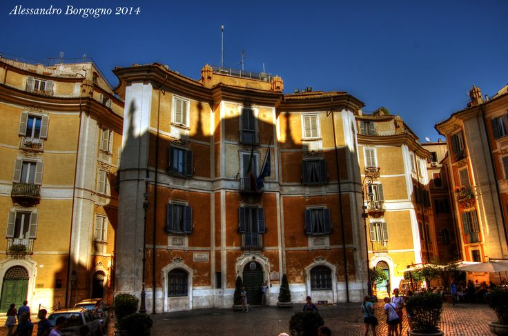 Roma - Piazza Sant'Ignazio