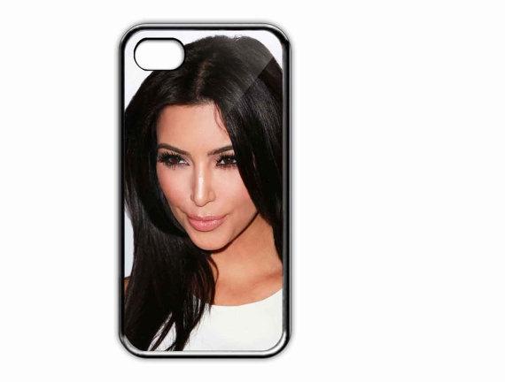 Apple iPhone Case Kim Kardashian Cute Face  For by AmbuRadol, $15.50