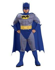Batman Brave and Bold Deluxe Child Costume