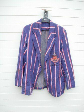 school blazer - love these colours!