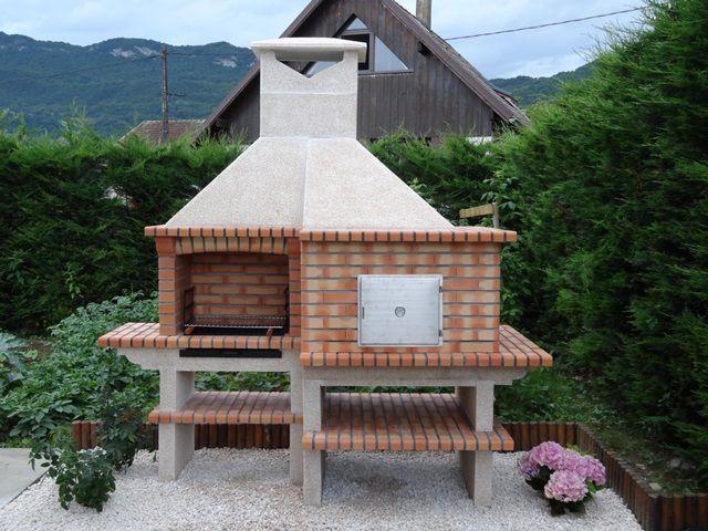 10 best Barbecue en brique et Pierre, Barbacoas de Obra Stone bbq