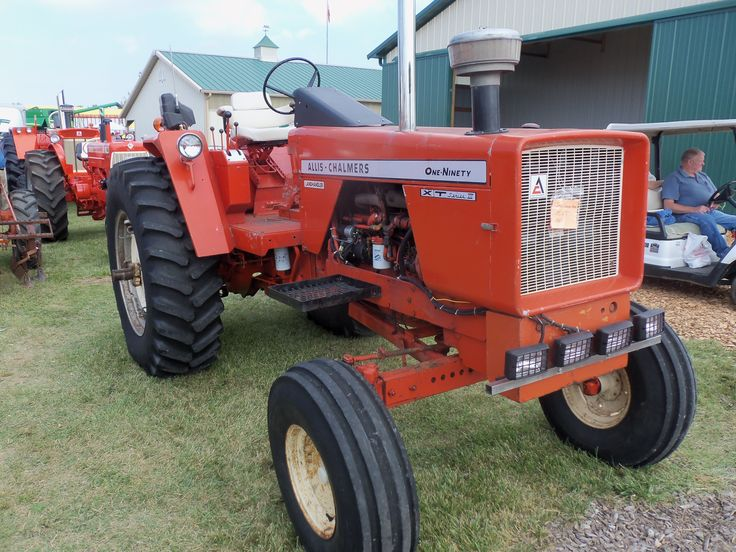 Allis Chalmers 190 XT .Series 2.93 PTO hp.Replaced by 93 ...