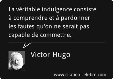 Victor Hugo - Une belle plume avec des paroles fortes
