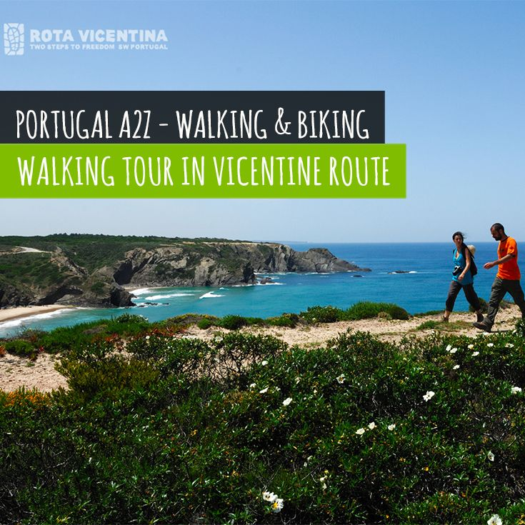 The Vicentine Coast, characterized by rugged rocks, sea stacks, sand stratified cliff faces caused by centuries of erosion, is perfect for long walks.