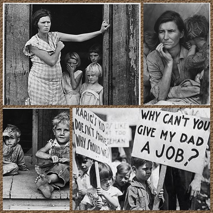 Causes of the great depression in canada essay