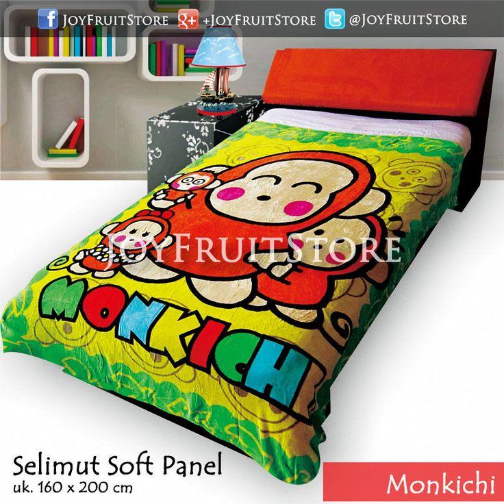 selimut bulu lembut halus (soft panel) monkichi joyfruitstore.com pin bbm 74258162, wechat joyfruitbedcover, whatsapp 081931151596