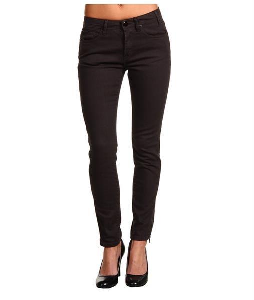 Женские джинсы узкие темные