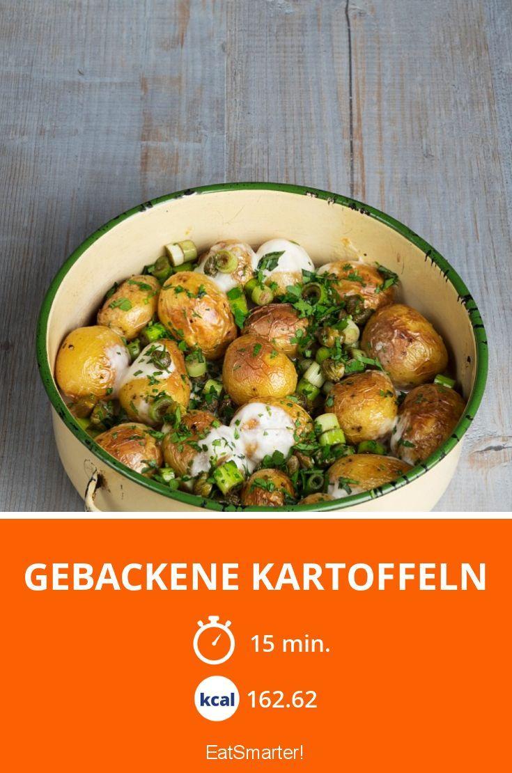 Gebackene Kartoffeln - smarter - Zeit: 15 Min. | eatsmarter.de