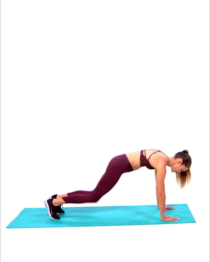 Kirsty Godso's 6 Challenging Do-Anywhere Moves